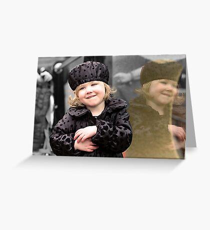 Little Lexi Greeting Card