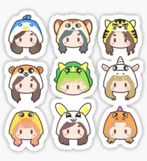TWICE - FANART ICONS Sticker