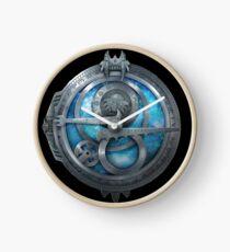 Troll hunters Clock