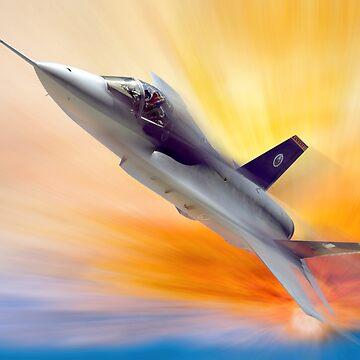 JSF F-35 Lightning by bmphoto