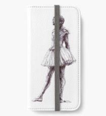 Little Dancer iPhone Wallet/Case/Skin