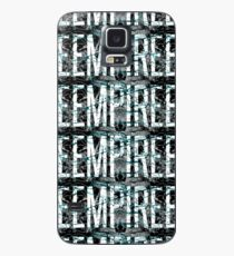 EMPIRE TEES Blue Paint Case/Skin for Samsung Galaxy