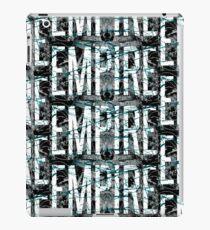 EMPIRE TEES Blue Paint iPad Case/Skin