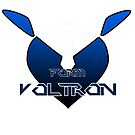 Valentine's Special Heart Series - Voltron Lance symbol T-shirt Design by k-lionheart