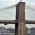 Brooklyn Bridge by Sarah McKoy