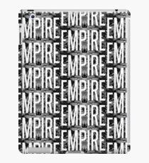EMPIRE MONOCHROME iPad Case/Skin