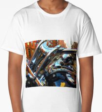 Painting Cold Chrome New York Long T-Shirt
