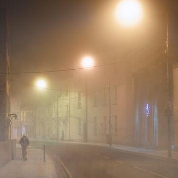 Walking In a Galway Fog - Ireland by marksda1