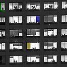 Study in windows... by Eyal Nahmias