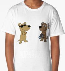 Puparayyi-Puppy photographer Long T-Shirt