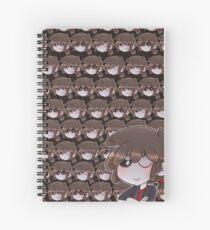 FRED FNAFHS Spiral Notebook