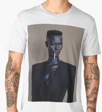 Night Clubbing - Grace Jones Men's Premium T-Shirt