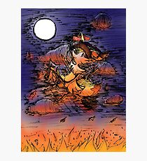 The Great Witch Braxien Photographic Print