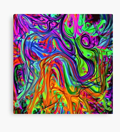 Transcendental Canvas Print
