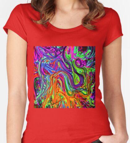 Transcendental Fitted Scoop T-Shirt