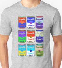 Andy Warhol Campbell Soup Cans  Unisex T-Shirt