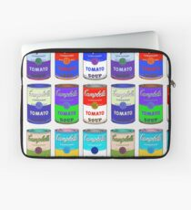 Andy Warhol Campbell Soup Cans  Laptop Sleeve