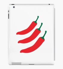 Hot Chillies! iPad Case/Skin