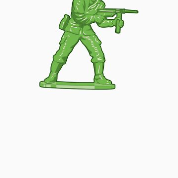Toy Soldier by Vinko