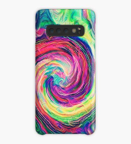 Swirl hook #Digital #Art Case/Skin for Samsung Galaxy