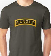 Ranger Tab - United States Army Unisex T-Shirt