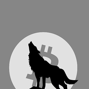 The Wolf Of Crypto by kurticide