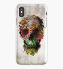 Skull 2 iPhone Case/Skin
