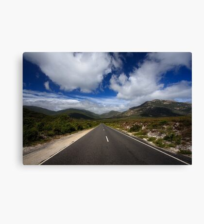 Mount Oberon Canvas Print