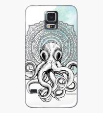 Cthulhu Mandala Case/Skin for Samsung Galaxy