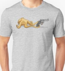 Guns Don't Kill People.... T-Shirt