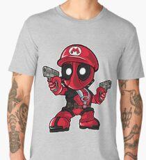 Funny Gamer Superhero Movie Spoof Men's Premium T-Shirt