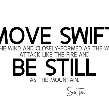 move swift - sun tzu by razvandrc