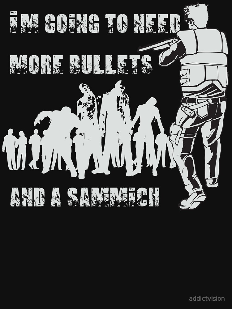 Bullets and Sammiches by addictvision