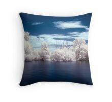 Sit And Wonder Throw Pillow