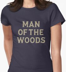 Justin Timberlake | Man Of The Woods Women's Fitted T-Shirt