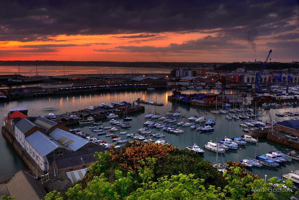 Harbour View by Mark Bowden