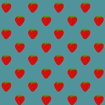 Strawberries by Carhill99