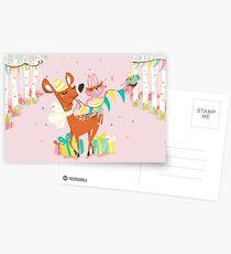 Party friends Cartes postales