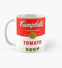 Andy warhol soup can mug Mug