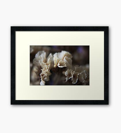 Flowers Dance Framed Print