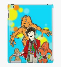 4 and Zygons iPad Case/Skin