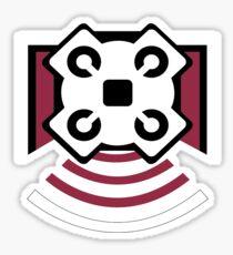 Rainbow Six Siege - Echo Icon Sticker