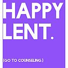 Lent (GTC) Greeting Card by Robert Vore