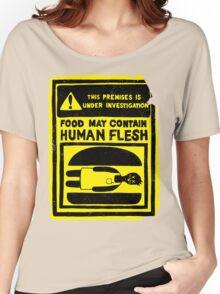 HUMAN FLESH Women's Relaxed Fit T-Shirt