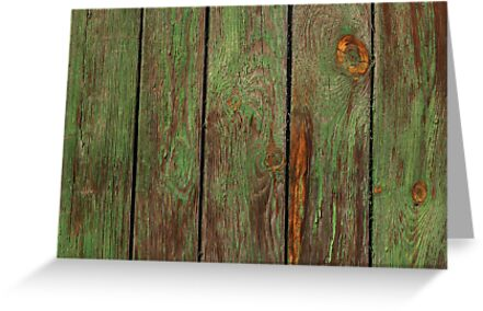 Old Wooden Texture by pusztafia