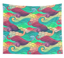42dfd945b15 Indian summer wavy zentangle pattern for hippies and yoga lovers ...