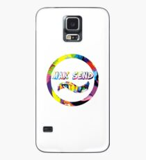 Max Send Color Case/Skin for Samsung Galaxy