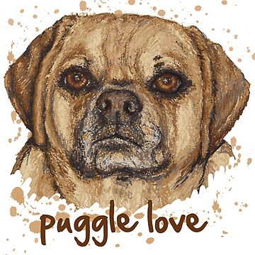 puggle love by debrisnyc