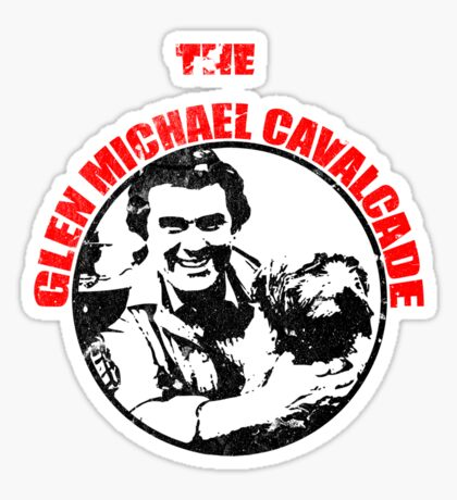 Glen Michael Sticker