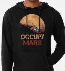 Besetze Mars Spacex Starman Leichter Hoodie